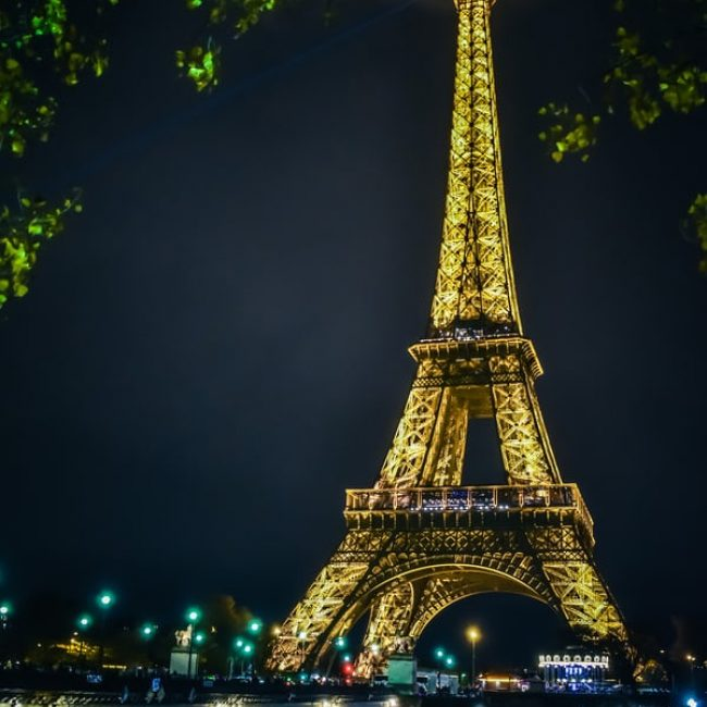 Eiffel Tower2 - Unsplash