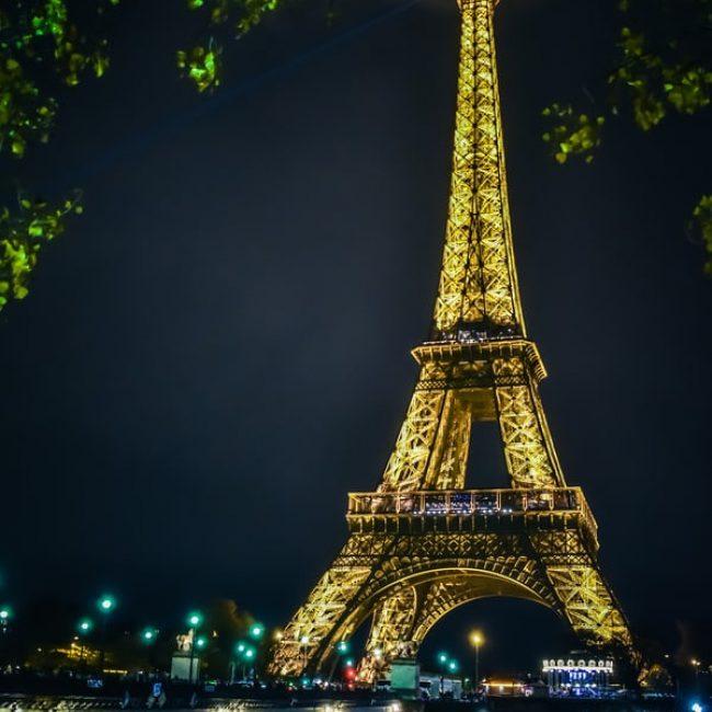 Eiffel Tower2 - Unsplash